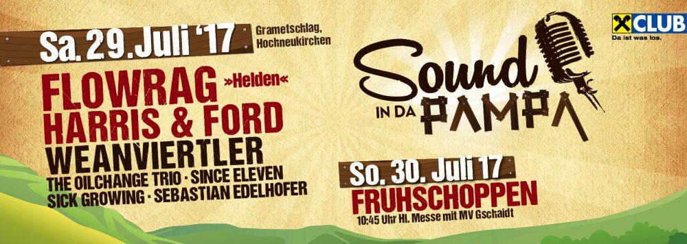 Flowrag, Harris & Ford, Weanviertler, Since Eleven, Sebastian Edelhofer